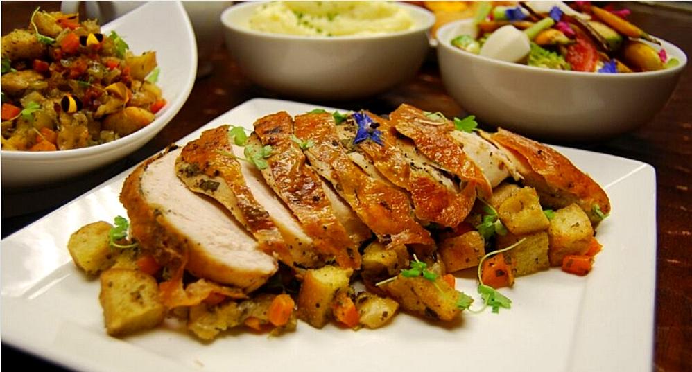 Cater Thanksgiving Dinner