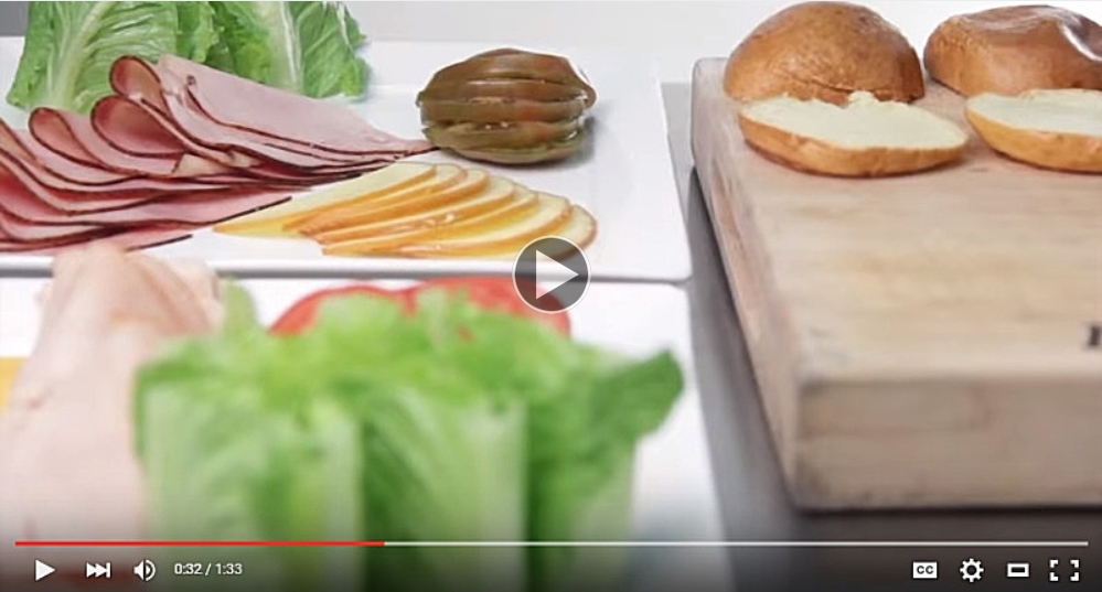 Drop Off Catering Video
