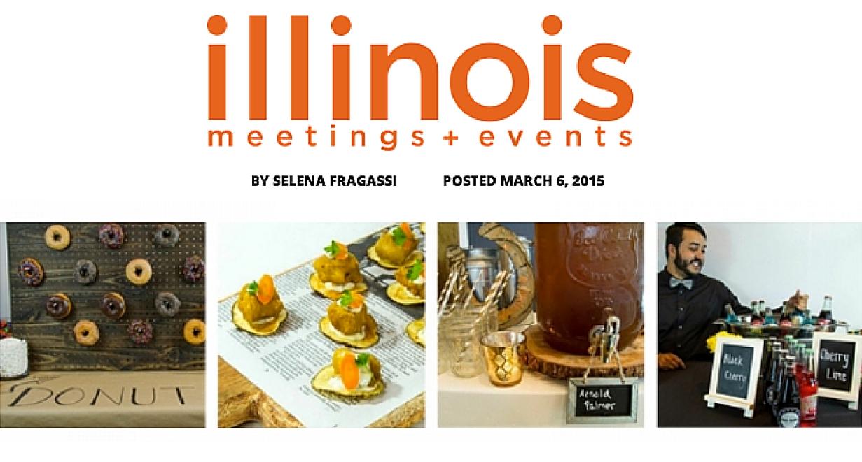 Illinois Meetings + events