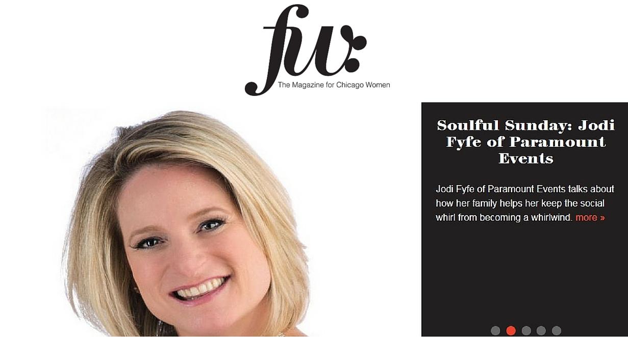 FW Magazine, Jodi Fyfe