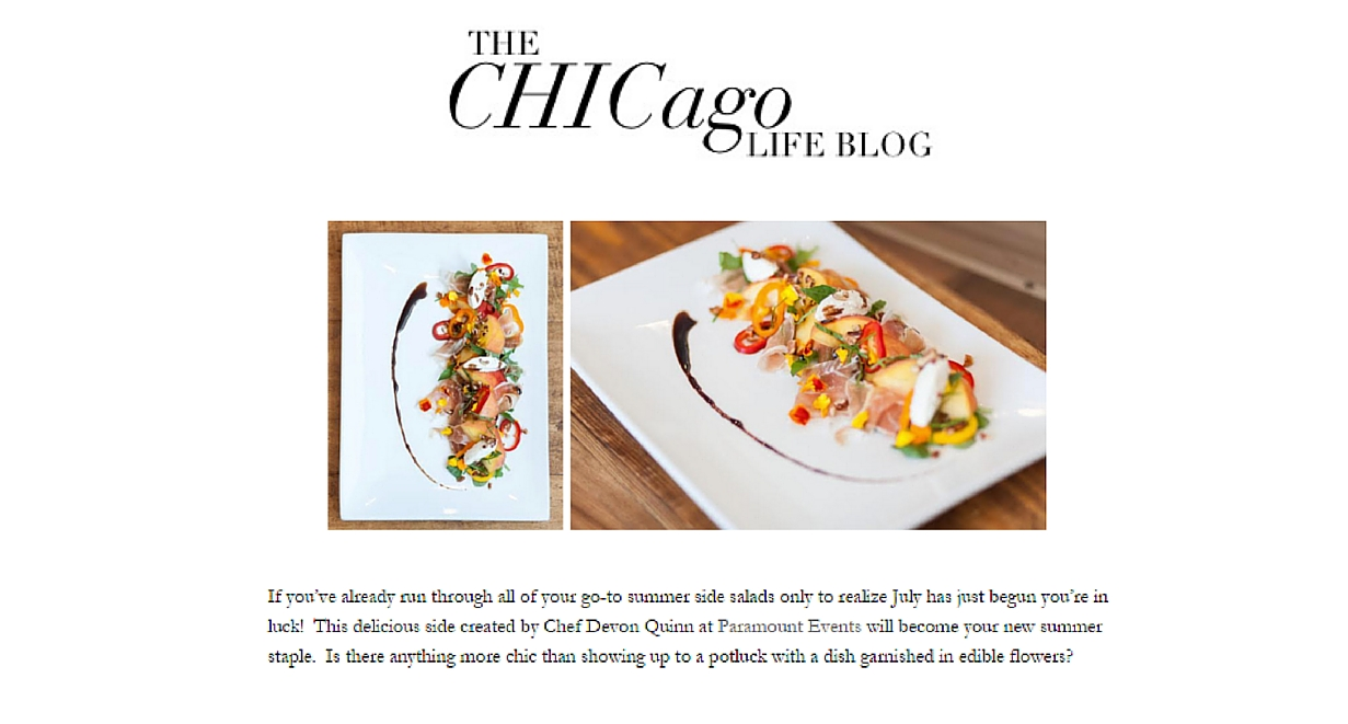chicago life blog press