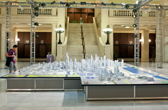 Chicago Venue Map Paramount Events Chicago Catering Company
