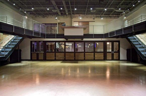 Paramount Events Chicago Venue Map