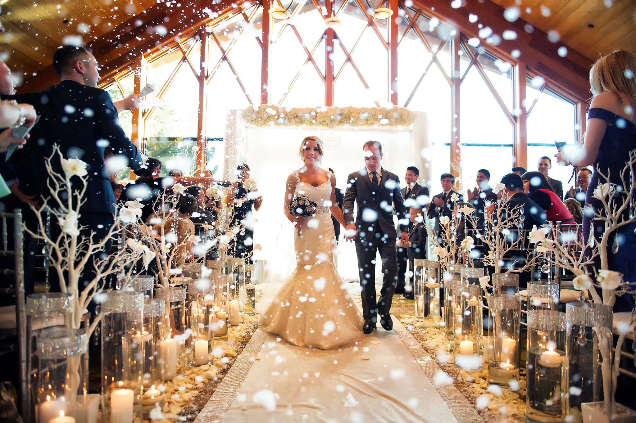 Winter Wedding Planning Paramount Events Chicago