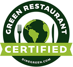 Paramount Events Restaurant Green Certification Logo